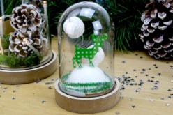Pâte relief 3D effet neige - 150 ml - Boule à neige, Cloche – 10doigts.fr - 2