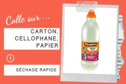 Colle Cléopâtre transparente spéciale SLIME - 1 Litre - Colles spécifiques – 10doigts.fr - 2