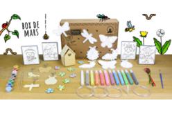 Box Créative Créabul - Mars 2019 - Box créatives – 10doigts.fr