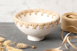 Pâte à modeler Giotto Plastiroc - Blanche - Pâtes à modeler qui sèchent à l'air – 10doigts.fr - 2