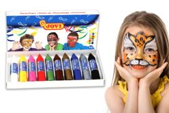 crayons batons de maquillages jovi enfants carnaval fêtes