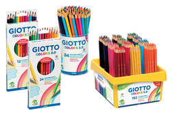 crayons de couleur giotto color 3.0