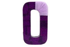 Papier Décopatch Violet - 3 feuilles N°652 - Papiers Décopatch – 10doigts.fr - 2