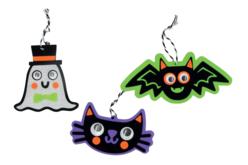 Suspensions d'Halloween - Kit de 20 suspensions - Halloween – 10doigts.fr