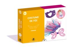 Coffret déguisement - Costume de fée - Coffret Déguisement – 10doigts.fr - 2