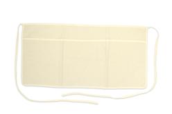 Demi-tablier en coton pour artistes - Support textile à customiser – 10doigts.fr - 2