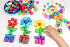 Cartes à décorer pour flocons de maïs - set de 12 - Flocons de maïs – 10doigts.fr - 2