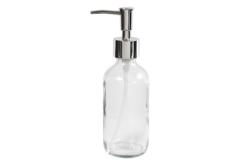 Distributeur de savon en verre - Supports en Verre – 10doigts.fr