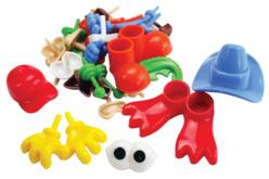 Accessoires de modelage à planter - 26 pièces  - Outils de Modelage – 10doigts.fr
