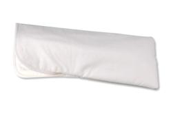 Etui à lunettes en coton blanc - Coton, lin – 10doigts.fr