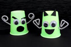 Peinture acrylique phosphorescente + pochoir en cadeau - Peinture Phosphorescente – 10doigts.fr - 2
