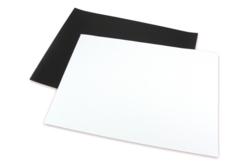 Papier dessin magnétique imprimable - Lot de 2 feuilles - Papiers Dessins et Esquisses – 10doigts.fr