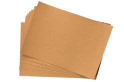 Papier Kraft naturel - Feuilles ou rouleau - Papiers Cadeaux – 10doigts.fr - 2