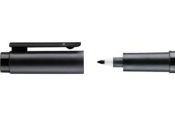Feutre fin noir pour plastique magique - Feutres pointes fines – 10doigts.fr - 2