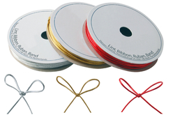 fil cordon métallisé