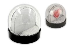 Globe boule à neige à décorer - Boule à neige, Cloche – 10doigts.fr - 2
