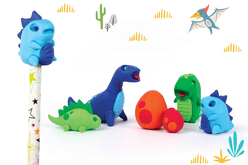 Kit PATAGOM Dinosaures - Patagom – 10doigts.fr - 2