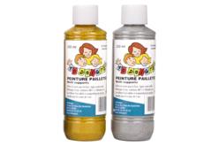 Gouache pailletée 10 DOIGTS - Flacons de 250 ml - Peinture Gouache 10 DOIGTS – 10doigts.fr - 2