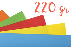 grande feuille 220gr