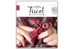 Livre : Je débute en Tricot - Livres Mercerie, broderie – 10doigts.fr