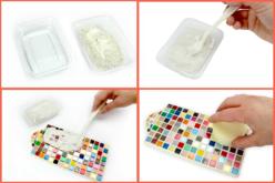 Joint en poudre à préparer - 250 gr - Joint et outils pour mosaïques – 10doigts.fr - 2