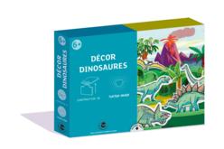 Coffret Dinosaures - Construction et Plastique magique - Coffret de Construction en 3D – 10doigts.fr - 2