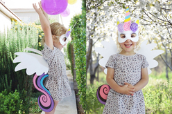 Kit déguisement  Licorne