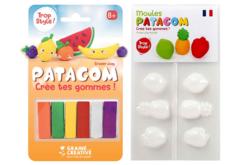 Kit PATAGOM Fruits - Les nouveautés – 10doigts.fr