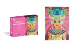Coffret Princesses - Activité Diamants à coller - Broderie Diamant – 10doigts.fr