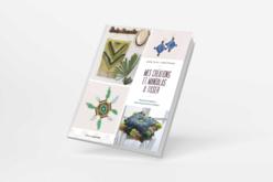Livre : Créations et Mandalas à tisser - Livre Mercerie – 10doigts.fr