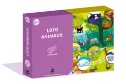 Coffret Jeu Loto et gommettes - Coffret Jeux à créer – 10doigts.fr