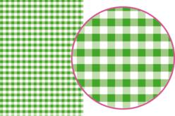 Magic Paper auto-adhésif Vichy vert