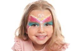 Maxi kit de maquillage enfant - 17 couleurs + accessoires - Maquillage – 10doigts.fr - 2