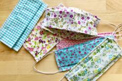 Coupons de tissu en coton (43 x 53 cm) - Imprimés au choix - Coupons de tissus – 10doigts.fr - 2