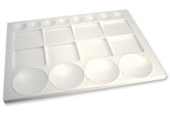 Maxi palette plastique 33 cm - Palettes et rangements – 10doigts.fr