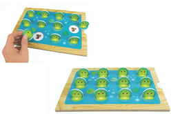 Coffret Jeu Memory et gommettes - Coffret Jeux à créer – 10doigts.fr - 2