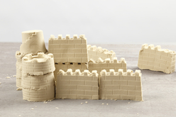 Moules châteaux de sable - Sable à modeler – 10doigts.fr - 2