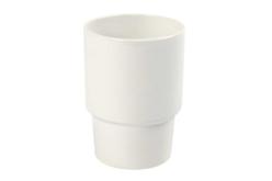 Mug droit en porcelaine - Supports en Céramique et Terre Cuite – 10doigts.fr