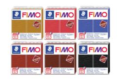 Fimo Effet Cuir - Couleurs au choix - Fimo Effect – 10doigts.fr