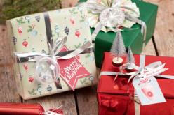 Papier cadeau Noël - Rouleau de 2 mètres - Sacs et Papiers cadeaux – 10doigts.fr - 2
