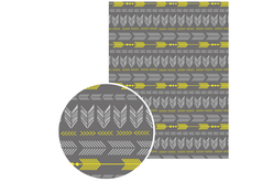 Papiers à encoller motifs géométriques - 3 feuilles - Papiers Vernis-collage – 10doigts.fr - 2