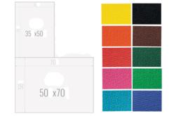 Papier grainé 220 gr - Packs multicolores - Ramettes de papiers – 10doigts.fr - 2