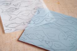 Feuilles papier calque A4 - Blanc translucide - Papier calque – 10doigts.fr - 2