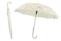 parapluie blanc pour enfant à décorer