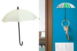 parapluie porte clés déco maison