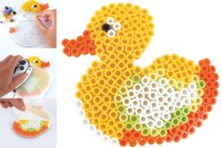 Plaques pour perles à repasser XXL - 6 formes - Perles Fusibles 1 cm – 10doigts.fr - 2