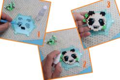 Perles d'eau fusibles - Motifs au choix - Kits activités clés en main – 10doigts.fr - 2