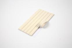 Pâte adhésive blanche - Planche de 100 gr - Colles – 10doigts.fr