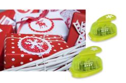 Perforatrices de Noël - à l'unité - Perforatrices fantaisies – 10doigts.fr - 2