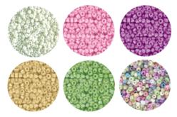 Perles rocailles à tisser